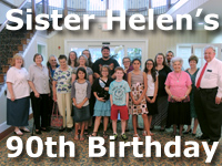 Sister Helens Birthday